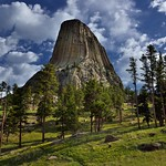 Devis Tower (Bear Lodge, Devils Tower National Monument) thumbnail