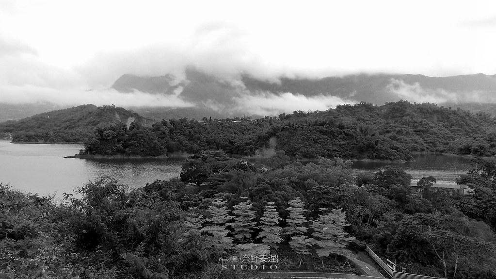 曾文水庫360度咖啡觀景樓 |雨後的台灣,很美8