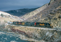 DRGW 5354 East at Avon, CO (thechief500) Tags: drgw railroads