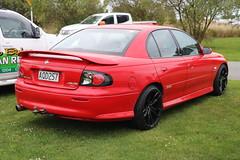 AQD 257 (ambodavenz) Tags: holden commodore vx ss v8 car timaru southcanterbury newzealand
