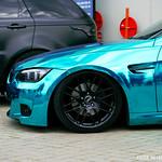 BMW 335i E92 Bagged