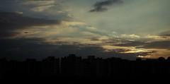 September Rain Sunset (RahulChandra23) Tags: nikon nikkor clouds monsoon delhi new mumbai india rains sunset planes landscape popular likes famous street photography camera