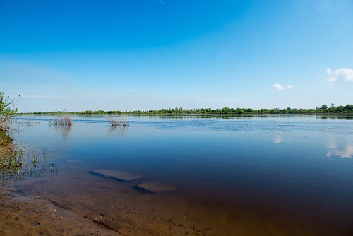 Oka near Murom ©  Andrey