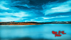 Un mundo casi azul (Nova-Kun Gen Shiro) Tags: orangeteal naturaleza isla