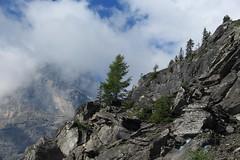 direction l'Au de Mex (bulbocode909) Tags: valais suisse mex montagnes nature paysages arbres nuages rochers vert bleu mélèzes groupenuagesetciel