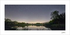 Sérénité : Ambiance de bivouac dans le Haut-Valromey (Jack O'Donate) Tags: ilce7rm2 voigtländer21mmf18ultron panorama valromey nocturne photonocturne summer