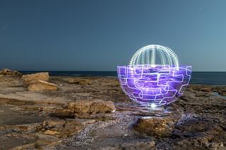 Esferas en Cabo Cervera