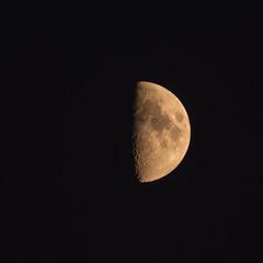 moon (roenz870) Tags: mond moon night nikon d7100 300mm sky himmel