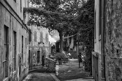 Arles città vecchia_BN (Claudio T1) Tags: bn bw blackandwhite bianconero foto francia hdr thebestofday wordpress europe europa elaborazionidigitali nikon città cloudswirl