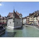 Le Palais de l'Isle à Annecy thumbnail