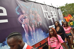 DSC_8295 (photographer695) Tags: notting hill caribbean carnival london exotic colourful costume girls dancing showgirl performers aug 27 2018 stunning ladies