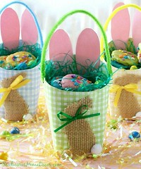 Basket Gifts : #Easter Egg Basket Containers at sewlicioushomedec… (giftsmaps.com) Tags: gifts