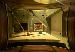 EBR-1 Hot Cell (Morten Kirk) Tags: mortenkirk morten kirk ebr1 experimental breeder reactor i nuclear power plant arco idaho usa summer holiday vacation 2018 sony a7rii a7r ii sonya7rii ilce7rm2 voigtländer voigtlander 15mm f45 super wide heliar aspherical iii 15mmf45superwideheliarasphericaliii atomic