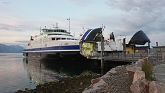 """Barøy"" og ""Hamarøy"" (OlafHorsevik) Tags: barøy hamarøy lødingen torghattennord thn ferge ferry ferga ferja ferje gassferge"