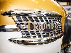 Triumph '64 (shyfter) Tags: vintage iron hickory union moto motorcycle show kansas city missouri custom 2018