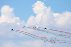 AIR SHOW BOLSENA, 2018 (ale66lo) Tags: air show bolsena lago lake lazio italia italy europe aereo elicottero pattuglia acrobatica blue circe