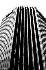Skyscraper (RansomedNBlood) Tags: 35mm eastman5363 nikonfg film filmphotographyproject charleston wv westvirginia skyscraper bw blackwhite