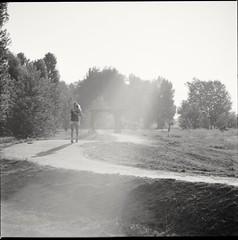 Sun track (gsantar) Tags: film photography mamiya c330 tlr sekor 180mm f45 foma 100 goran šantar sun track