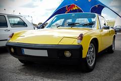 Porsche 914 2.0 (Miguel Ángel Prieto Ciudad) Tags: porsche car coche cars classiccar classic volkswagen mirrorless motor motorshow auto automobile automotive sonyalpha sony sonyalphadslr sportcar alpha3000