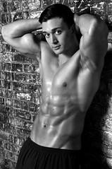 Lee Vandergraaf (Violentz) Tags: male guy man portrait body powerlifter patricklentzphotography