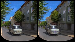 »Barkas« vintage transporter 3-D / CrossView / Stereoscoy / HDRaw (Stereotron) Tags: sachsenanhalt saxonyanhalt ostfalen harz mountains gebirge ostfalia hardt hart hercynia harzgau oldtimer vintage transporter car europe germany deutschland cross eye view xview crosseye pair free sidebyside sbs kreuzblick bildpaar 3d photo image stereo spatial stereophoto stereophotography stereoscopic stereoscopy stereotron threedimensional stereoview stereophotomaker photography picture raumbild twin canon eos 550d remote control synchron kitlens 1855mm 100v10f tonemapping hdr hdri raw