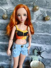 New Halloween Tops <3 (DebiDooDoll) Tags: minifee luka