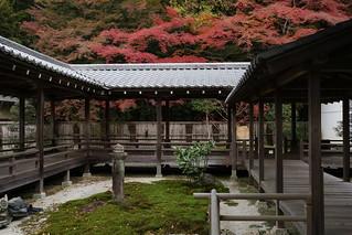 Corridor -  Kyoto Nanzen-ji Temple 京都 南禅寺