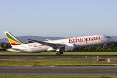 ET-AUO | Ethiopian Airlines | Boeing B787-9 Dreamliner | CN 38778 | Built 2017 | DUB/EIDW 09/08/2018 (Mick Planespotter) Tags: aircraft airport 2018 nik sharpenerpro3 etauo ethiopian airlines boeing b7879 dreamliner 38778 2017 dub eidw 09082018 b787 b789 flight dublinairport collinstown