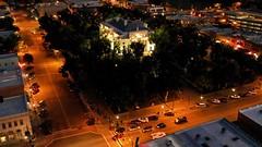 Hyperlapse - Prescott, Arizona (Michael-Wilson) Tags: prescott prescottaz arizona hyperlapse michaelwilson dji mavicpro djimavic drone aerial timelapse night dark city town cars street streets