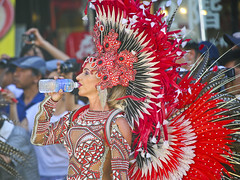 The 37th Asakusa Samba Carnival (2018) - Hot Day (DigiPub) Tags: 浅草サンバカーニバル asahibreweries istockbygettyimages 1029968148 275983569 2018 adult adultsonly annualevent artscultureandentertainment asakusasambacarnival august beautifulwoman brazilianculture brazilianethnicity braziliansamba costume costumewing dancer day drink drinking entertainmentevent event exoticism famousplace feather flag fun horizontal humaninterest japan latinamericanculture latinamericanandhispanicethnicity latinmusic multiethnicgroup oneperson onewomanonly onlywomen outdoors parade people performance performer performingartsevent photography resting sensuality spectator street summer waistup women yellow сэксуальны
