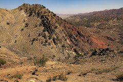 2018-4615 (storvandre) Tags: morocco marocco africa trip storvandre telouet city ruins historic history casbah ksar ounila kasbah tichka pass valley landscape