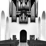 The minimalistic church organ thumbnail