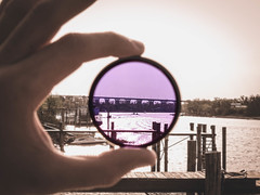 Island (guido.mignardi) Tags: island isla rosario argentina river water boats muelle port nature puente bridge shot filter violet photographer photography perspective lifer life