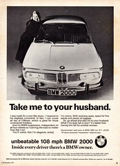1972 BMW 2000 English Original Magazine Advertisement (Darren Marlow) Tags: 1 2 7 9 19 72 1972 b m w bmw 2000 c car cool collectible collectors classic a automobile v vehicle g german germany e europe european 70s