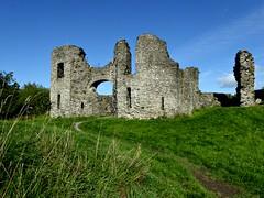 Newcastle Emlyn Castle. Wales. (jenichesney57) Tags:
