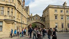 Oxford, Oxfordshire - England (Mic V.) Tags: oxford oxfordshire england uk gb united kingdom oxon great britain hertford bridge sighs architecture building