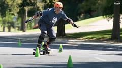 DSC06740-p (Myprofe) Tags: skateboard slalom madrid downhill moncloa westpark skate