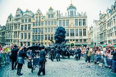 Zinneke 2018 - BLACK OCTOPUS & THE NINJAKELS (saigneurdeguerre) Tags: blackoctopustheninjakels blackoctopus theninjakels ninjakels europe europa belgique belgië belgien belgium belgica bruxelles brussel brüssel brussels bruxelas ponte antonioponte aponte ponteantonio saigneurdeguerre canon 5d mark 3 iii eos zinneke parade 8 mai mei 2018 zinnode