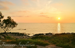 The Beauty of Nature (Francesco Impellizzeri) Tags: trapani sicilia italy canon landscape sunset