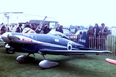 G-BAER   LeVier Cosmic Wind [PFA 1571] Sywell~G 08/07/1978 (raybarber2) Tags: 6 airportdata cnpfa1571 coded6 egbk filly flickr gbaer johnboardleycollection pfa1571 planebase single slide ukcivil