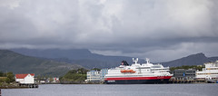 Ms Polarlys (G E Nilsen) Tags: hurtigruten polarlys brønnøysund norway northernnorway norwegiancoast port harbour