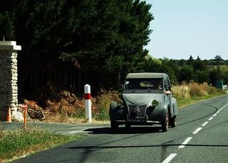 Citroën 2CV 1954 Le Liège (37 Indre et Loire) 26-08-18a