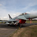 Eurofighter Typhoon Luftwaffe 31+31