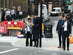 Is that... Rio Ferdinand (Matt From London) Tags: rioferdinand footballer farringdon celebrity