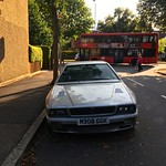 Abandoned and neglected 😢 rare exotic 1994 Maserati Ghibli Cup 2Litre V6 Twin Turbo & 6Speed Manual gearbox 😢 thumbnail