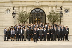 2013_First Roundtable Group photo (oecdglobalrelations) Tags: eurasia eurasiaweek oecd ministerial