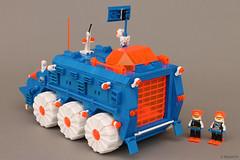 Ice Planet 2002 | Mobile Research Laboratory (Andrea Lattanzio) Tags: iceplanet lego space scifi