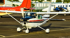 S k y l a n e ✈️ (Maxime C-M ✈) Tags: airplane colors airport aviation closeup passion exotic martinique island travel pilot beautiful afternoon caribbean