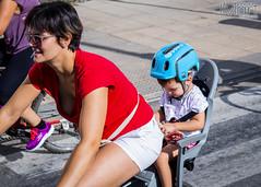 DIABICICLETA18FONTANESA12 (PHOTOJMart) Tags: fuente del maestre jmart bike bicicleta bici madre hija niña