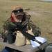 Loyal Brezny Shooting AR Style Gun